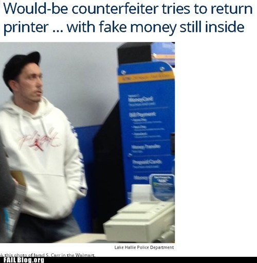 This Counterfeiter Made a Real FAIL