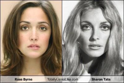 rose byrne,totally looks like,celeb,Sharon Tate