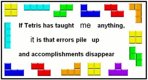 retro,gaming,life lessons,tetris