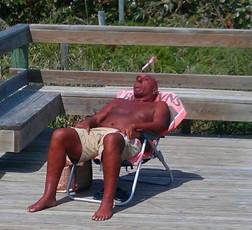 I Think You've Had Enough Sun