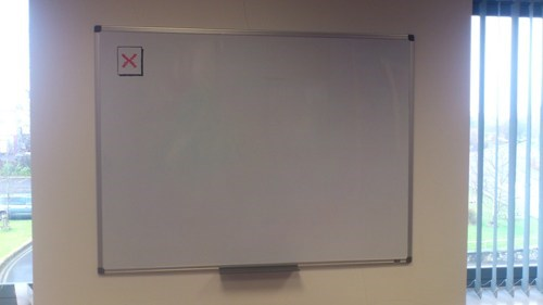Whiteboard Not Found