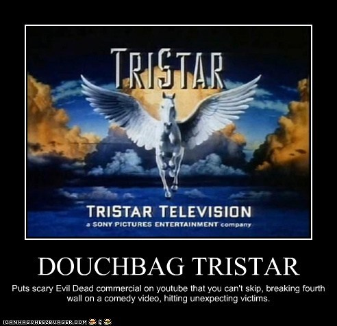 DOUCHBAG TRISTAR