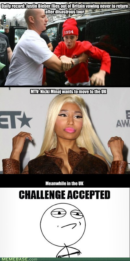 Try Us, Nicki