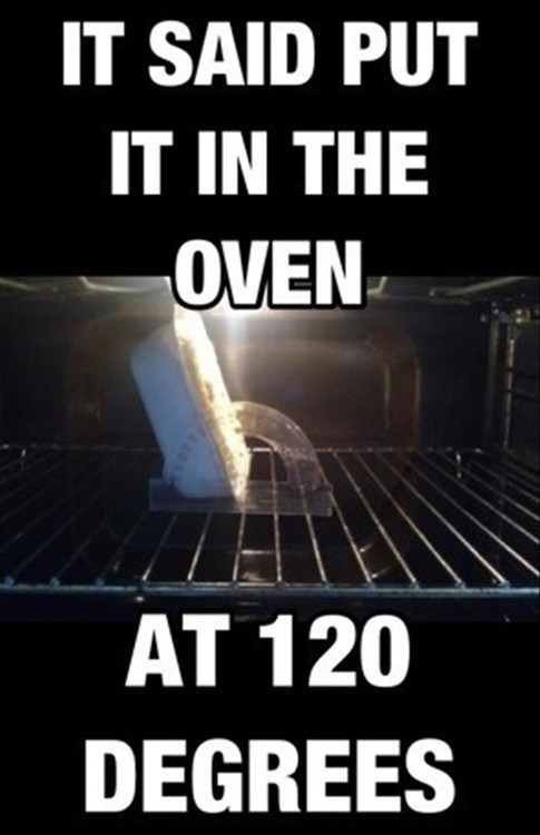 Know Your Cooking Angles