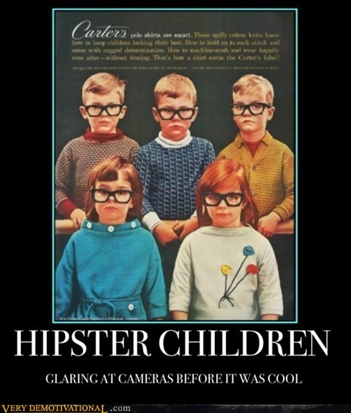 Someone Stop Hipsters From Breeding