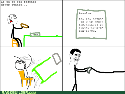 Foda-se a matemática
