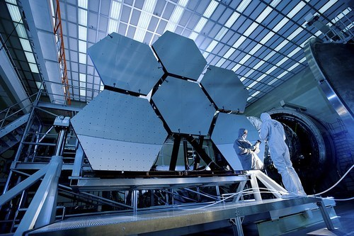 Building the James Webb Space Telescope