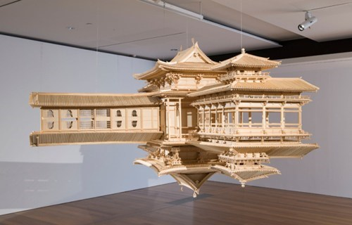 Takahiro Iwasaki Puts a New Twist on a Classic Japanese Design