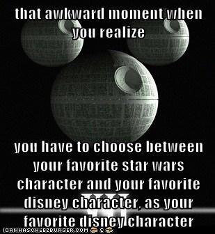 choose wisely...