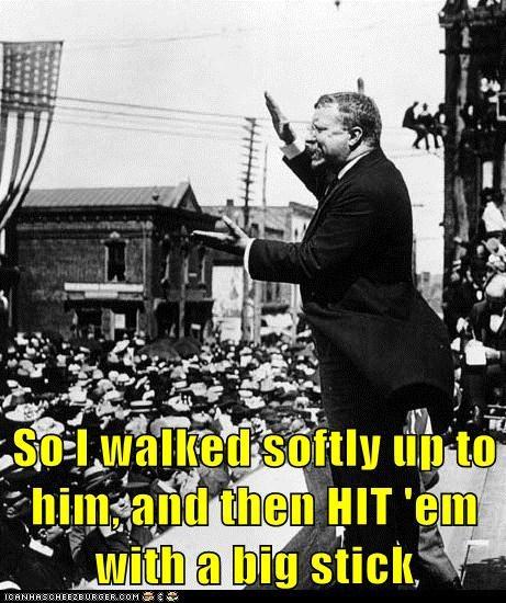 Theodore Roosevelt,attack,president