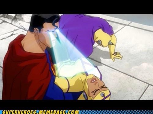 Saturday Morning Cartoons,JLA,bewbs,superman