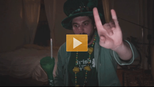 booze,St Patrick's Day,day after,college humor