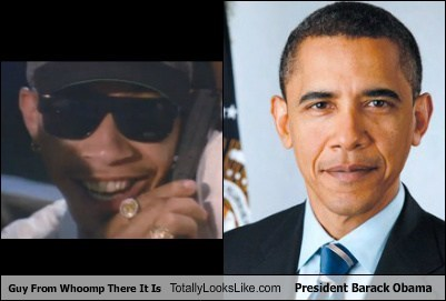 Guy From Whoomp There It Is Totally Looks Like President Barack Obama