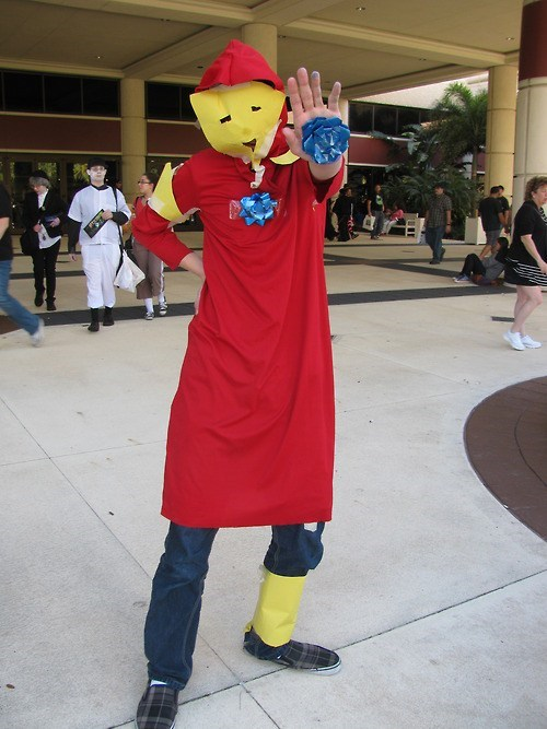 The Greatest Iron Man Cosplay