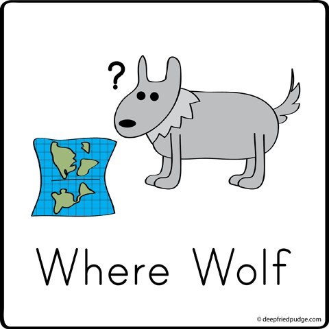 werewolf,prefix,where,homophone,double meaning