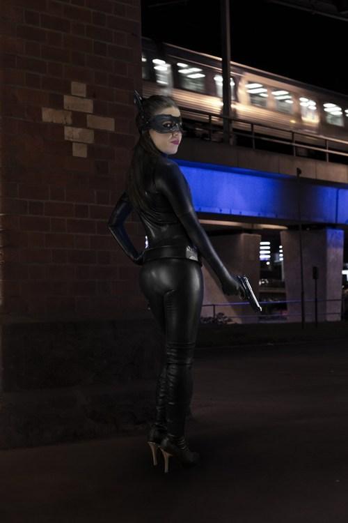 cosplay,catwoman,dat ass