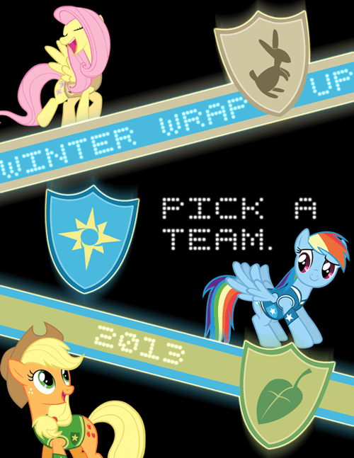 Pick Your Team for Winter Wrap Up!