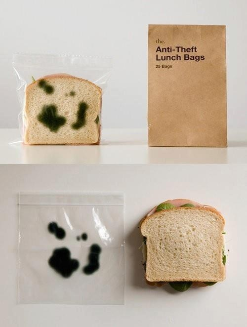 On the Downside, Someone Will Probably Throw Your Sandwich Away