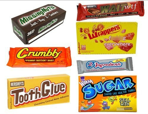 The Most Truthful of Candy