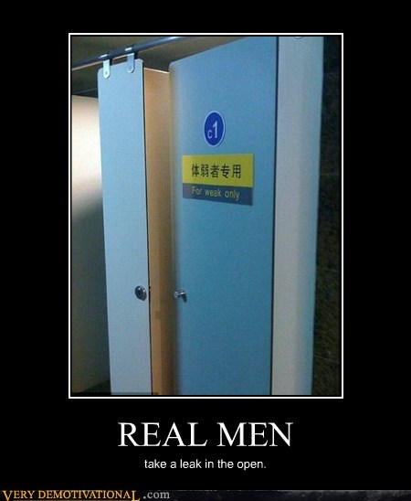 Are You a Real Man?