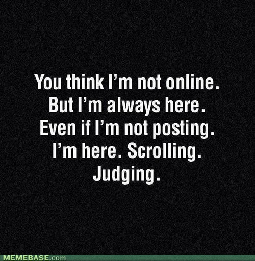 online,internet,judgmental