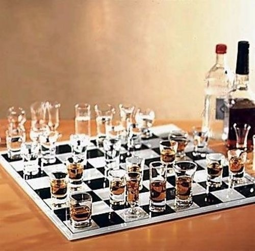 Love Me Some Drunk Chess