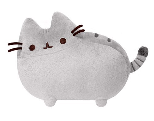 Pillow,pusheen,cat,cute