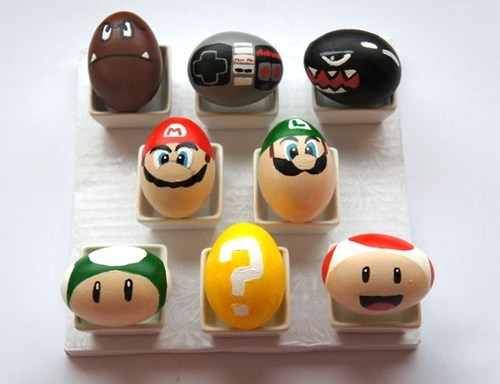Time to Go Hunting for Mario Eggs!