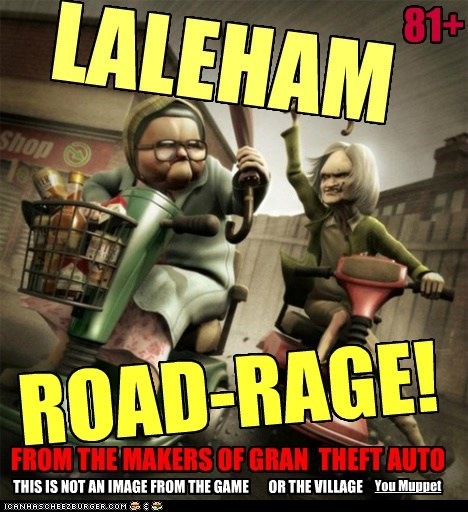 Laleham, Sweet Ol' Ladies