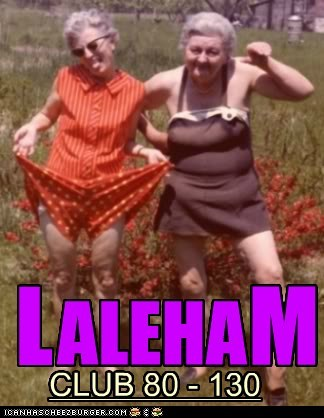 Laleham, Lovely Legs Comp.