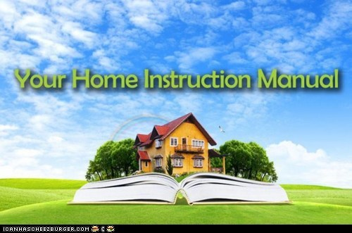 Your Home Instruction Manual