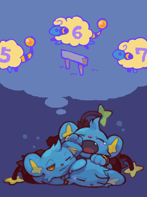Do Shinx Dream of Electric Sheep?