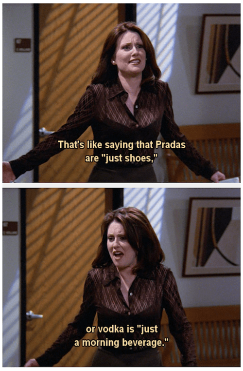 megan mullaly,vodka,all the time