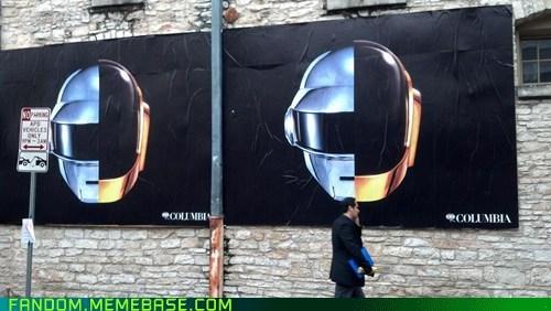 Daft Punk 2013 Tour