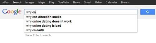 Google, You Read My Mind