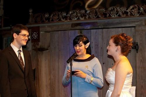pastor,Star Trek,weddings