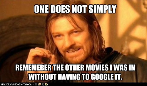 sean bean,one does not simply