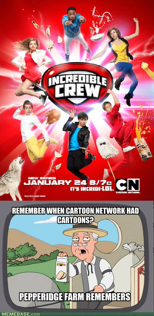Cartoon Network is Turning Into the Disney Channel