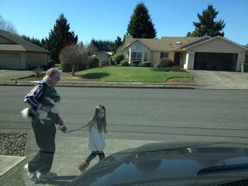 leash,walking the dog