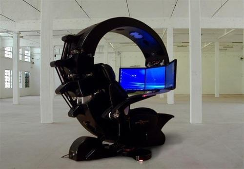 Would You Use This Gaming Chair?