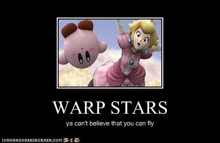 WARP STARS