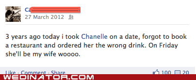 fiancés,dates,facebook