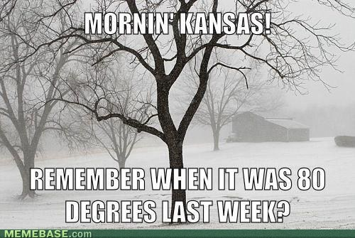 Kansas Weather Pls
