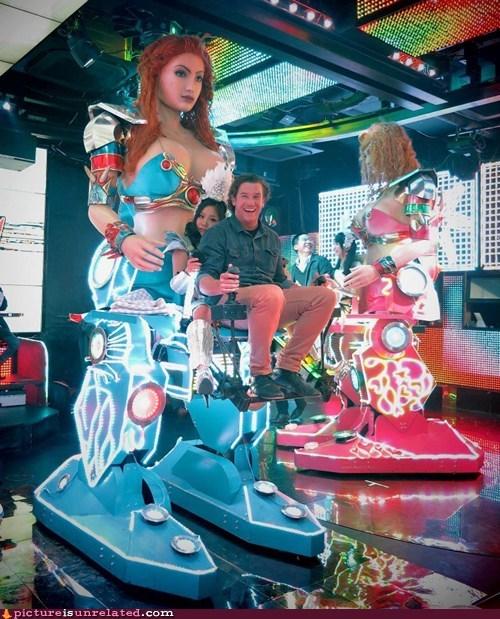 japanese barbie mech... things...