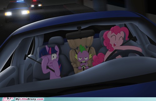 Grand Theft Pinkie