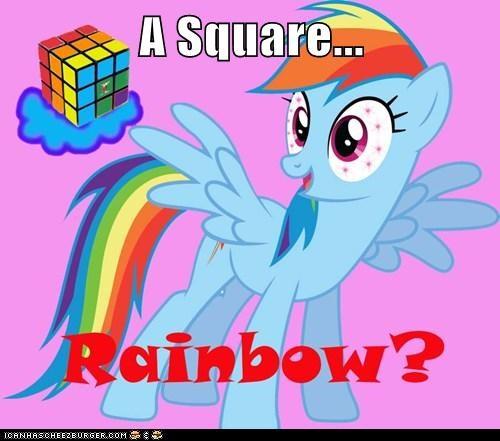 A Square...
