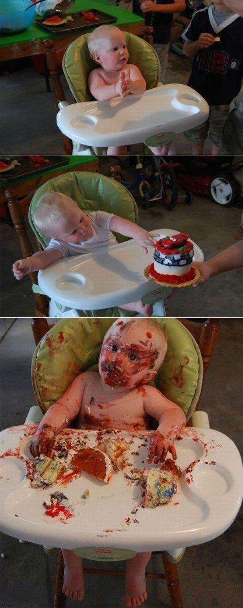 How Does I Cake?