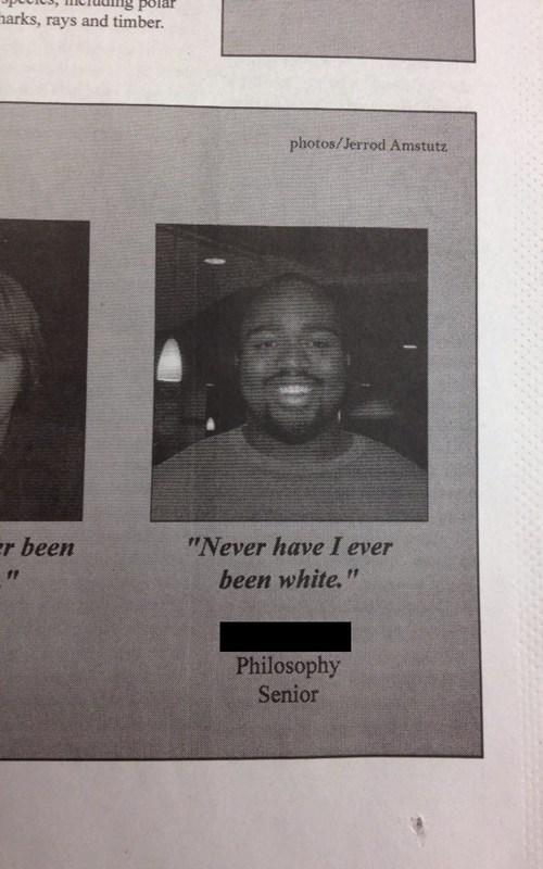 Very Philosophical!
