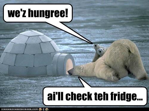 we'z hungree!