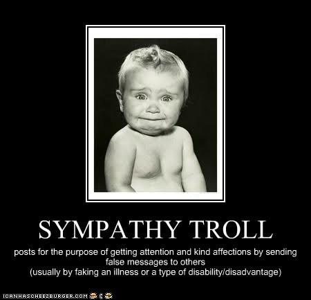 SYMPATHY TROLL